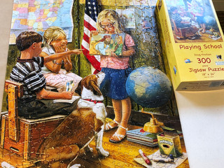Brain-Stimulating Benefits of Puzzles for Seniors with Dementia