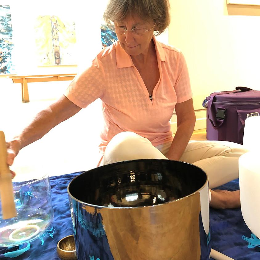 Crystal Bowl Meditation Concert with Kathleen Warren