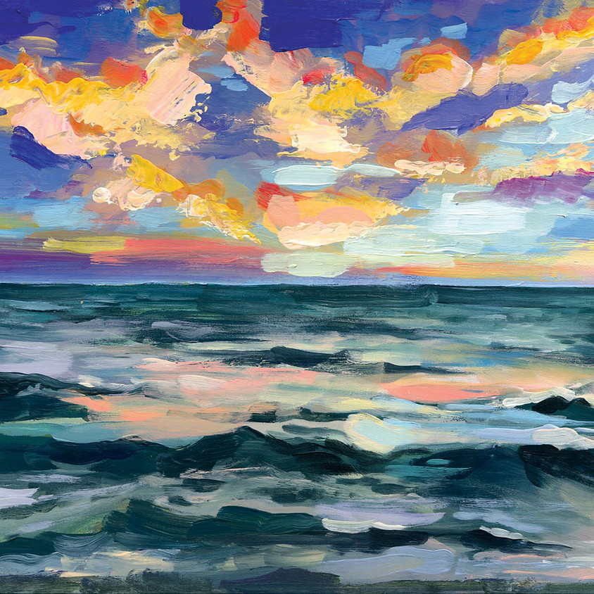 Cape Cod Landscape Painting with Anne Tochka