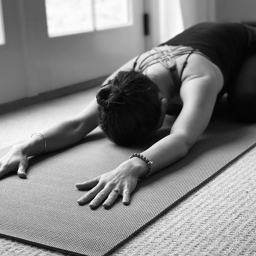 Yoga Thursdays - Vinyasa Flow with Jen Myette