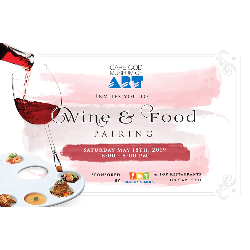 Wine and Food Pairing Event!