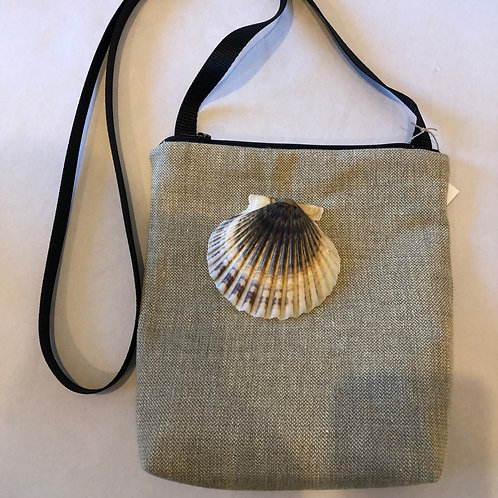 Crossbody Linen Bag