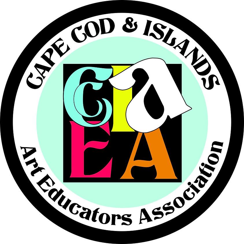 CCIAEA Art School Scholarship Award Ceremony and Presentation by author Sharon Leder