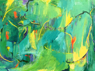 Transformed by COLOR: The Paintings of Louise Lane