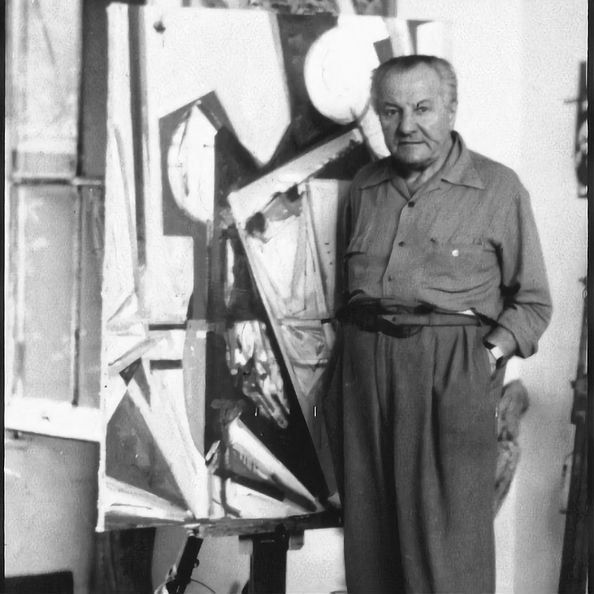Presentation by Pat Feinstein on Hans Hofmann - Where did he come from? Where was he going?