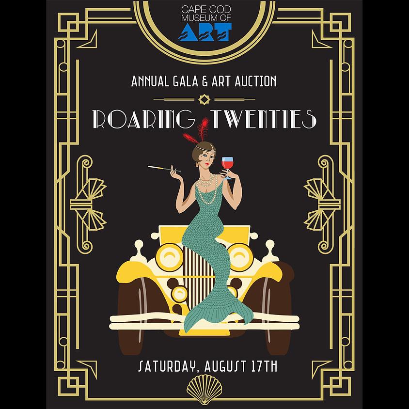 Annual Gala & Art Auction - The Roaring Twenties