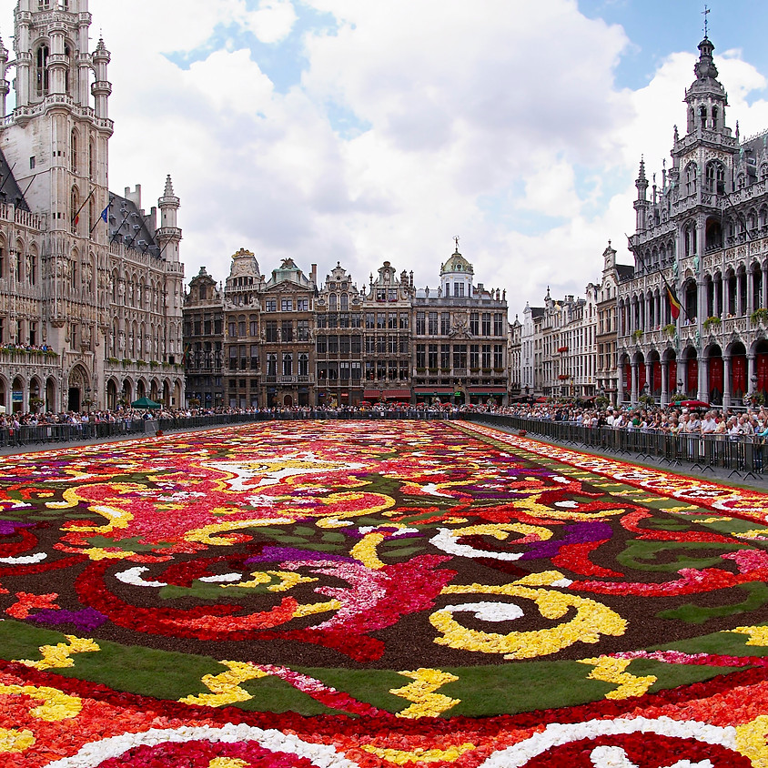 Travel to Holland, Luxembourg & Belgium