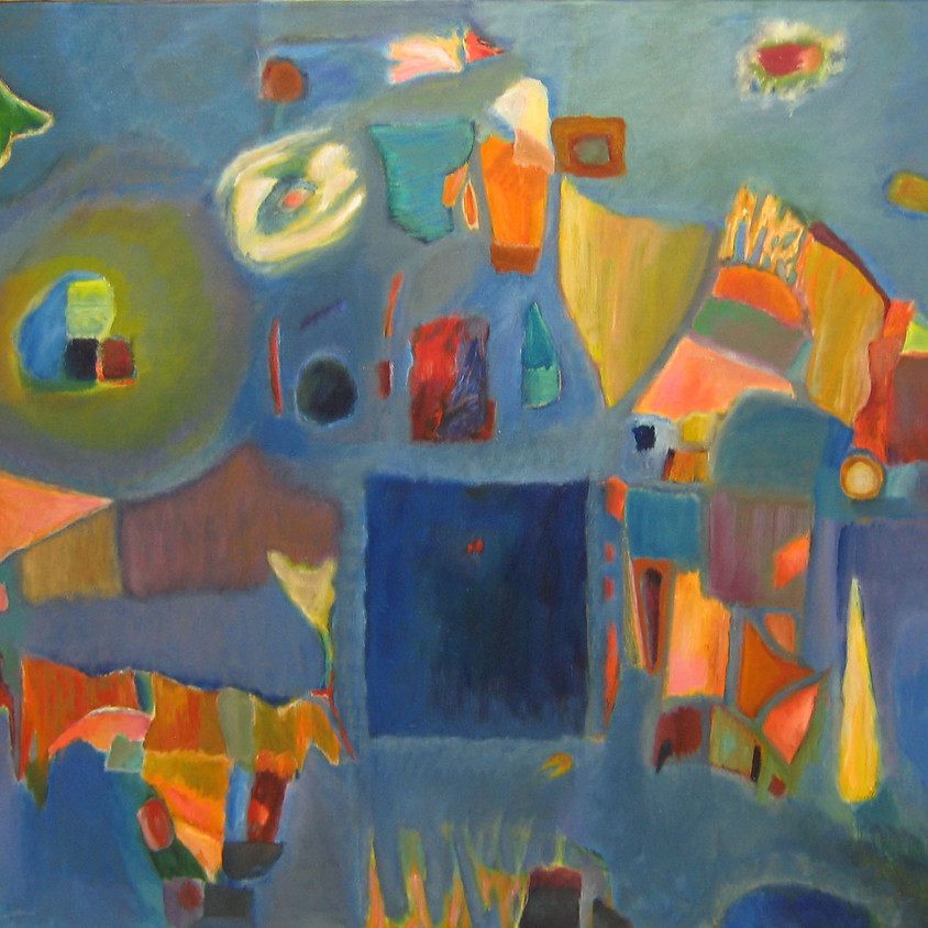 ARTtalk: Docent's Choice - The Story Behind the Canvas