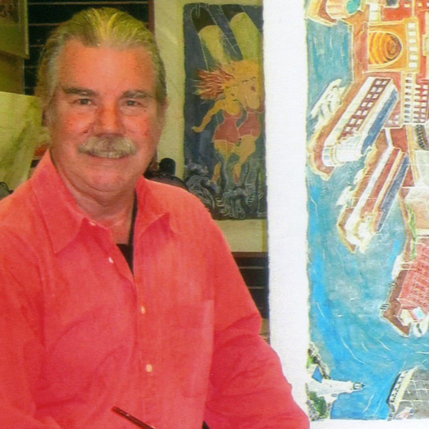ARTtalk with Bill Evaul - Inspired by Modernists Out of the Mainstream