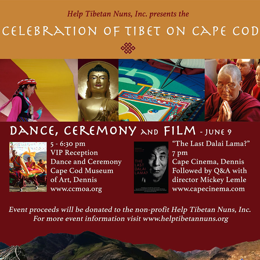 Cape Cod's First Cultural Festival of Tibet