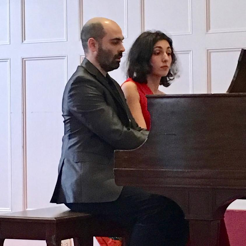Glig-Rosenblum Piano-Duo In-Concert!