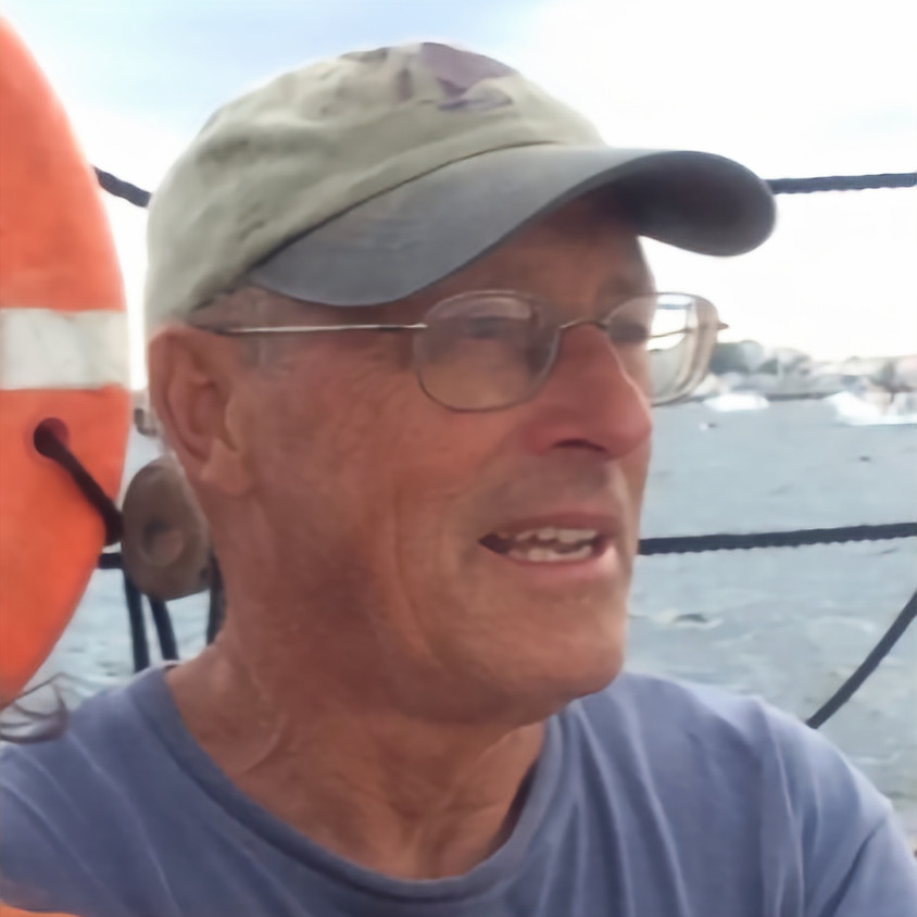 """Dr. """"Stormy"""" Mayo on Right Whales: Stewardship at the Edge of Extinction"""