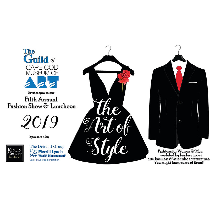 The Art of Style Fashion Show & Luncheon 2019