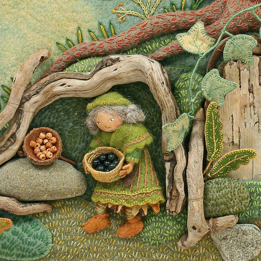 Public Reception and Gallery Talk - Salley Mavor: Once Upon a Stitch