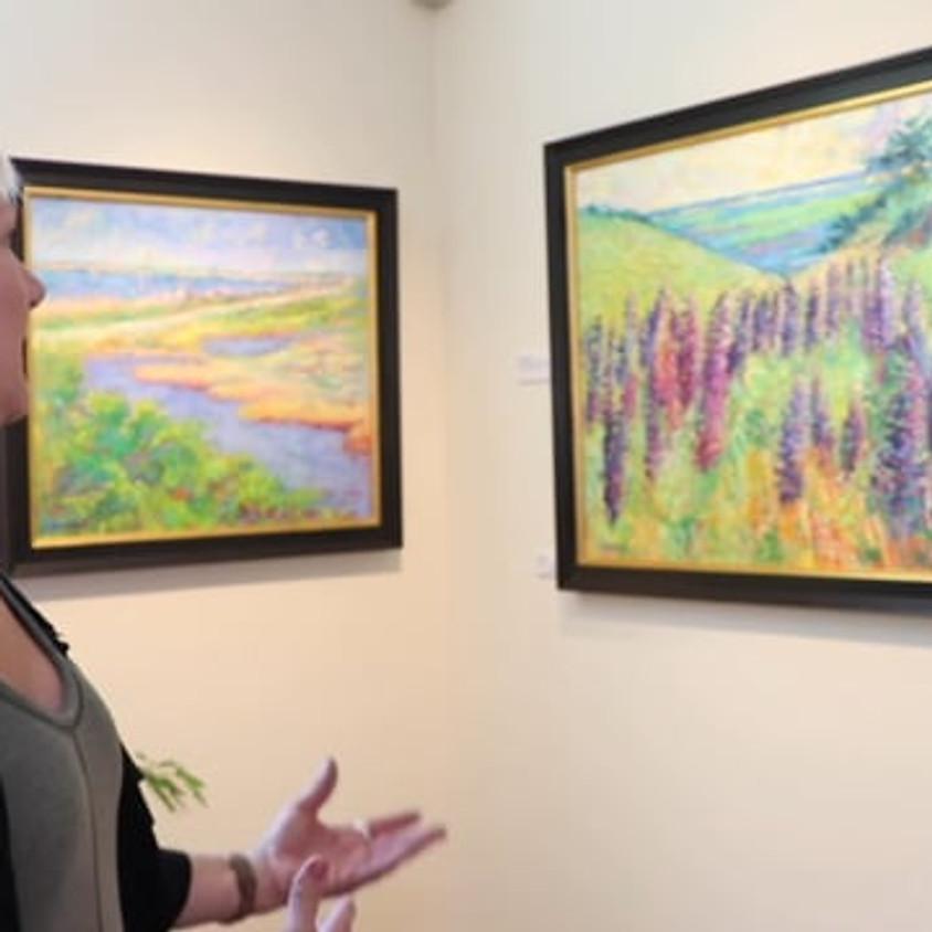 5 Day - En Plein Air Painting Workshop with Susan Overstreet