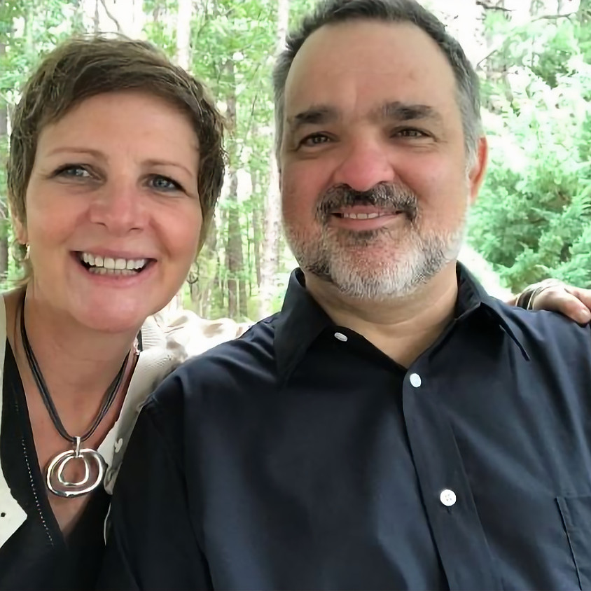 Rose Clancy & Max Cohen: A Live-Streaming Saint Patrick's Day Concert of Traditional & Contemporary Celtic Music