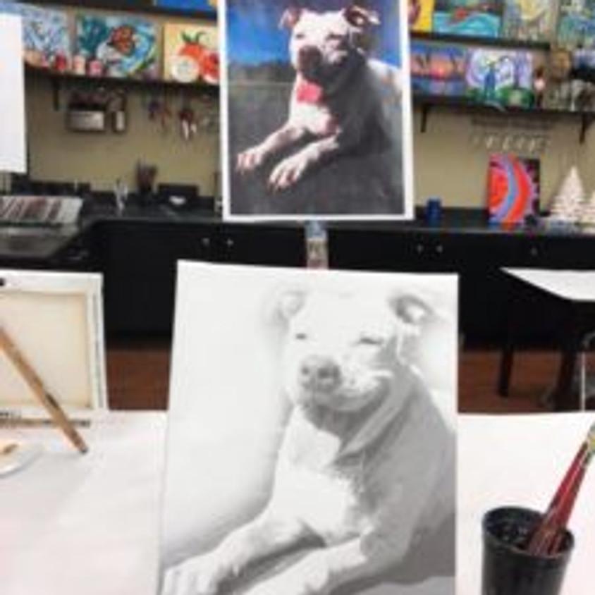 Paint Your Pet Night!