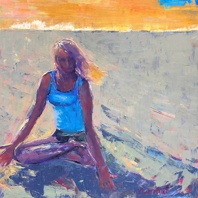 Visual Memory Experience: Drawing to Painting the Figure with Susan Overstreet