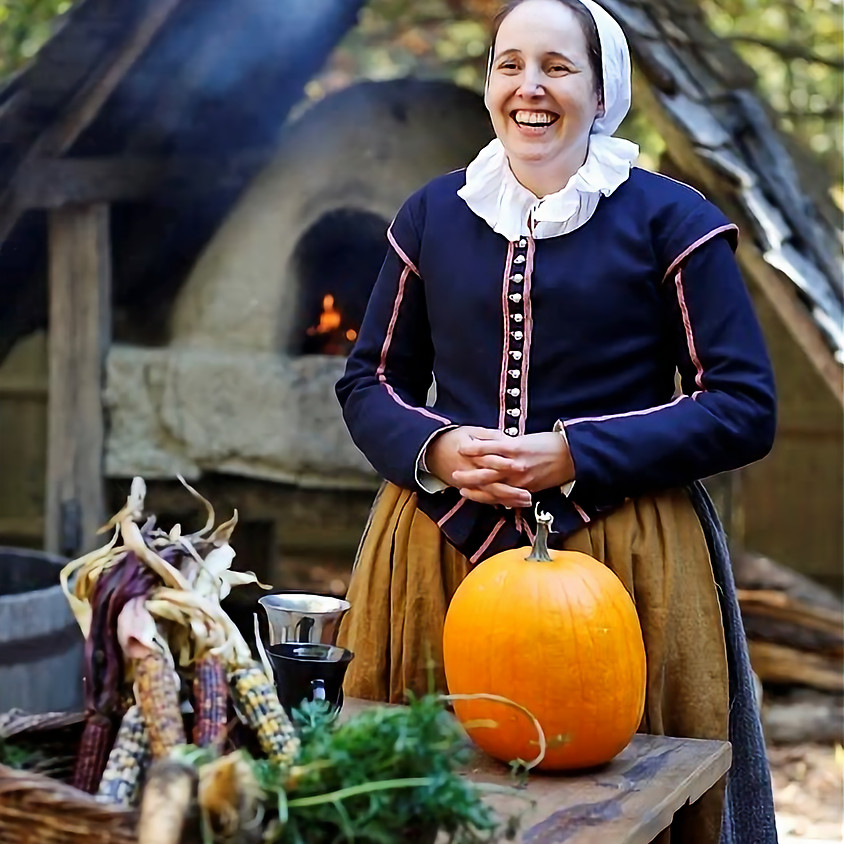 The Pilgrims' Journey: Hear the Real Story from a 17th C Pilgrim