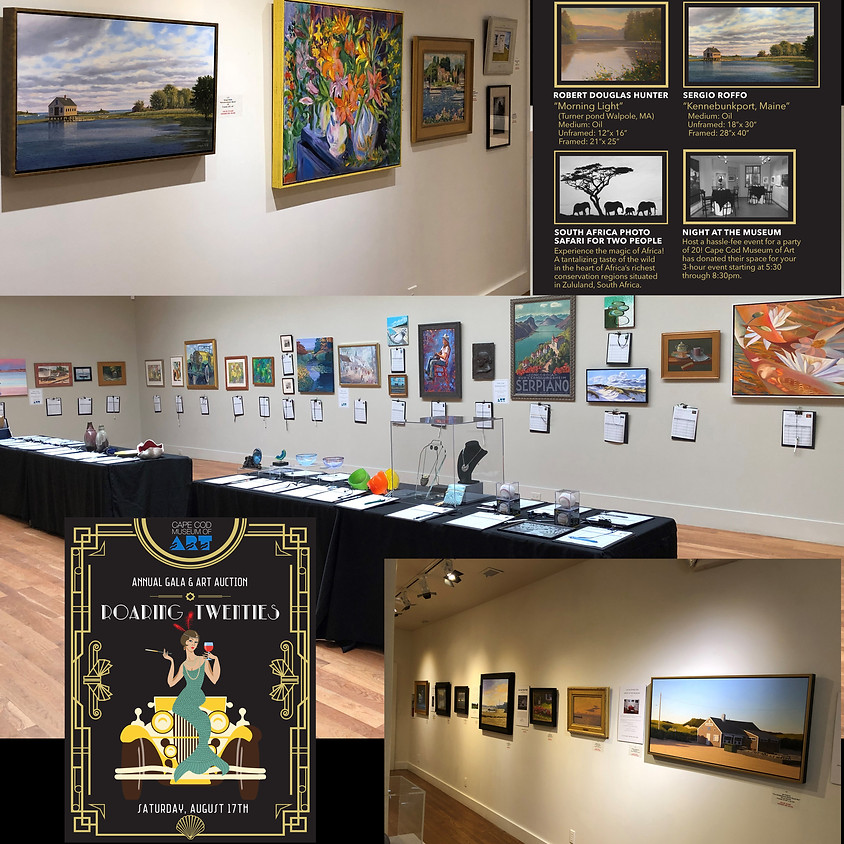 Artwork Preview Event- Meet the Artists and Start Bidding - This Thursday!