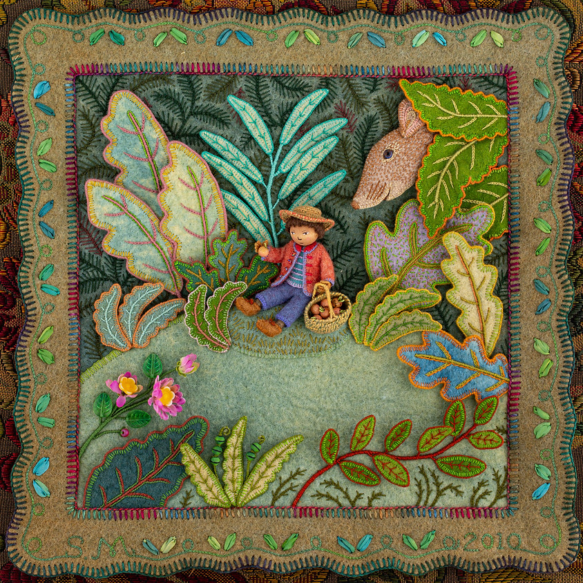 Gallery Talk - Salley Mavor: Once Upon a Stitch