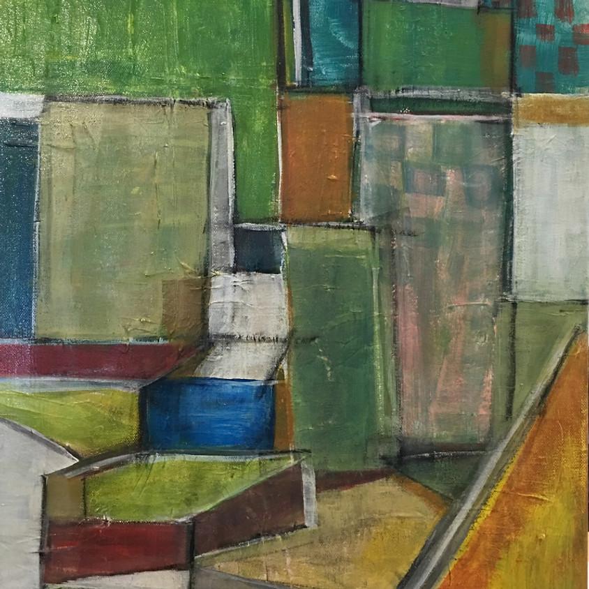 Acrylic Painting - Mornings w/ Michael Giaquinto - Jan