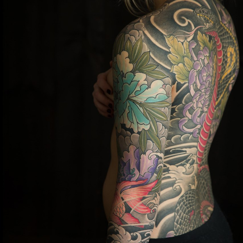 Cancelled -Mark Corliss Tattoo Demonstration in the Gallery