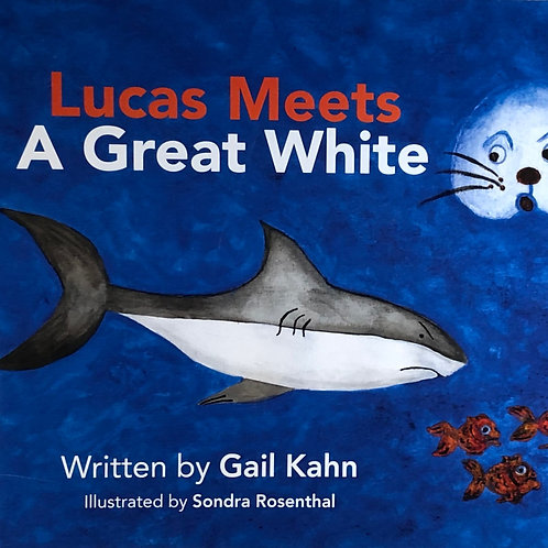 Lucas Meets A Great White