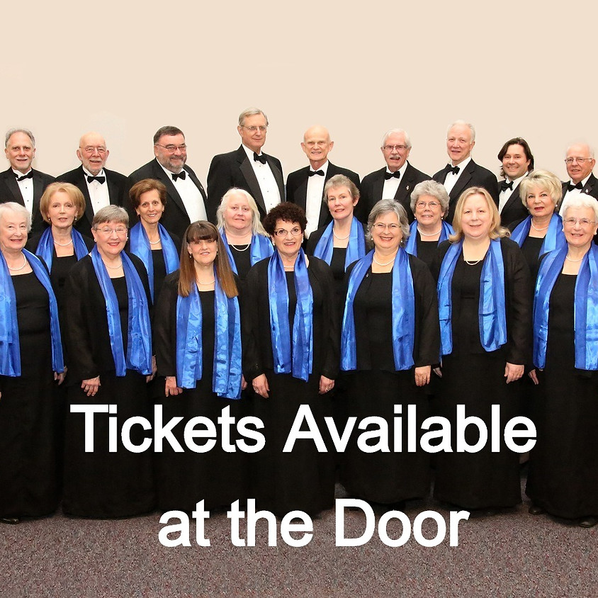 The Chamber Singers of the Chatham Chorale with Joe Marchio and Donald Enos