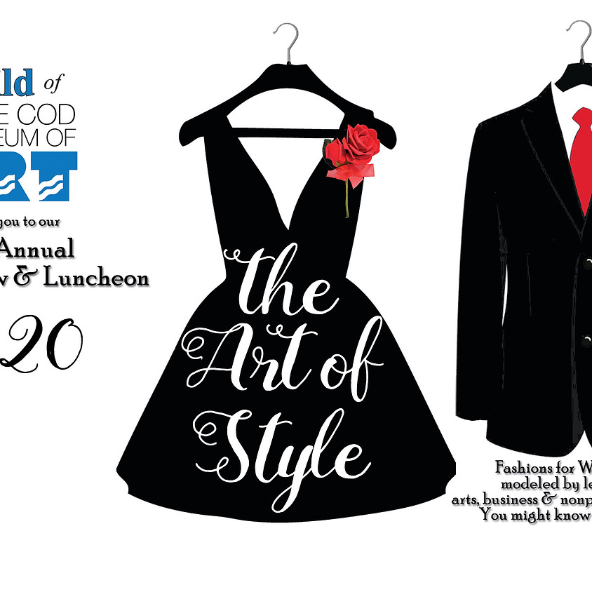 The Art of Style Fashion Show & Luncheon 2020