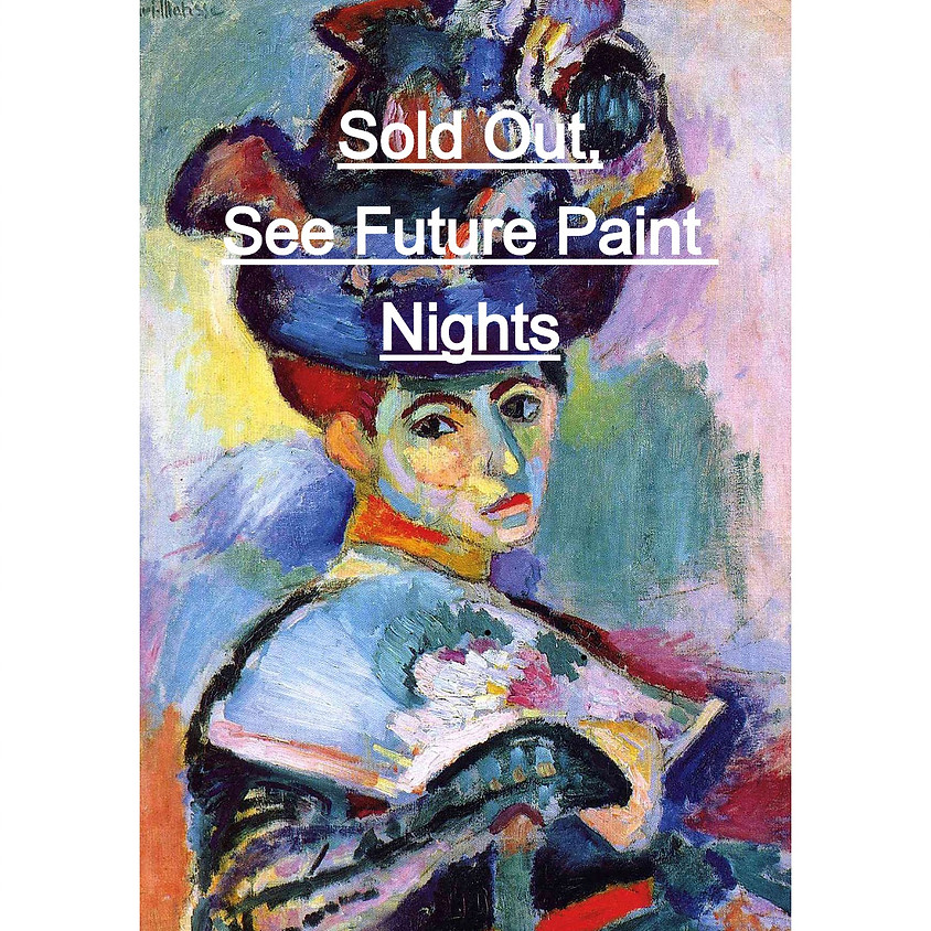 Paint Night! with Susan Overstreet - Sold Out