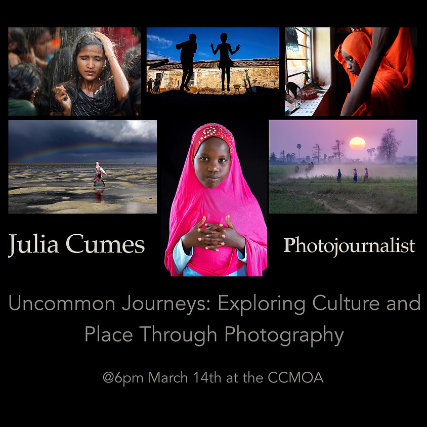 Julia Cumes on Uncommon Journeys: Exploring Culture and Place Through Photography