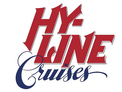 HyLine Cruise - Round Trip Passage for 2 - Hyannis to Martha's Vineyard