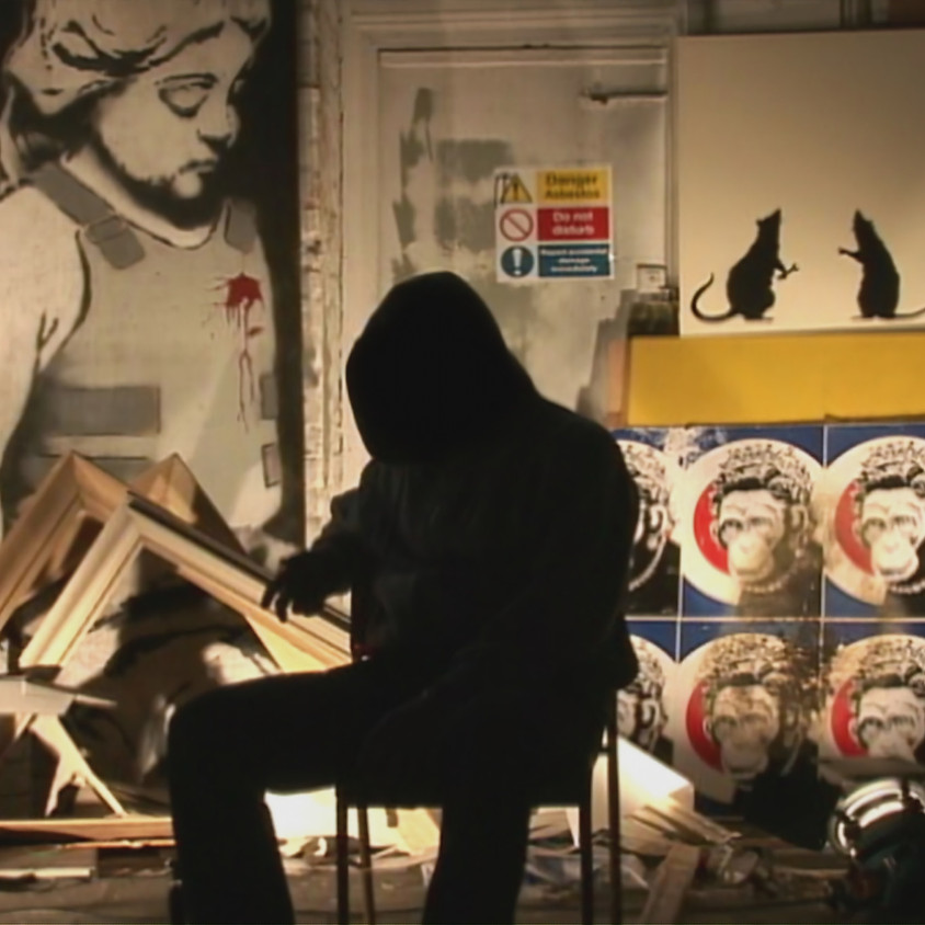 """ARTfull Film:  """"Exit Through the Gift Shop"""" directed by Banksy"""