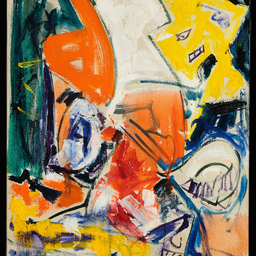 Bus Trip to PEM (Peabody Essex Museum) – to see  HANS HOFMANN: THE NATURE OF ABSTRACTION (1)