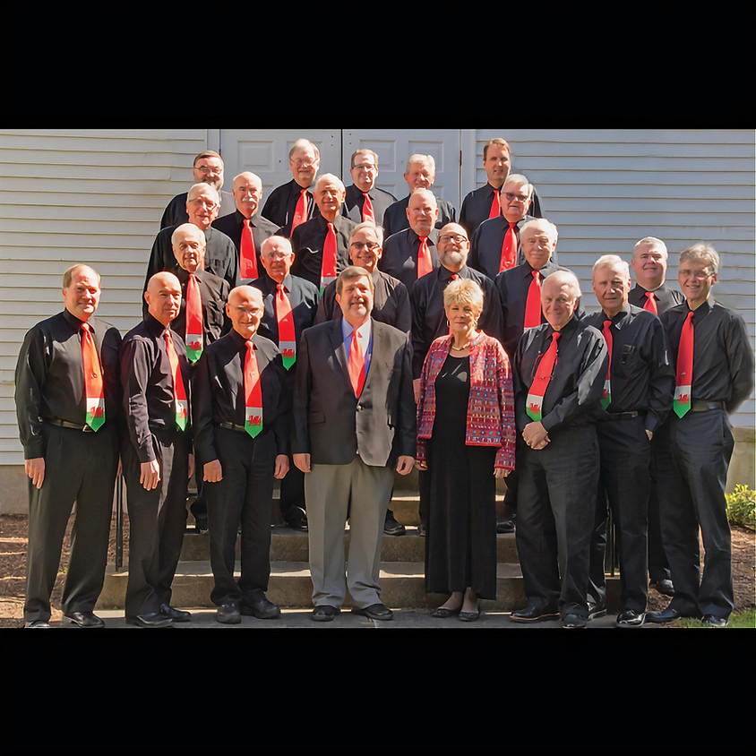 We Are The Men in Concert - Male Voice Choir