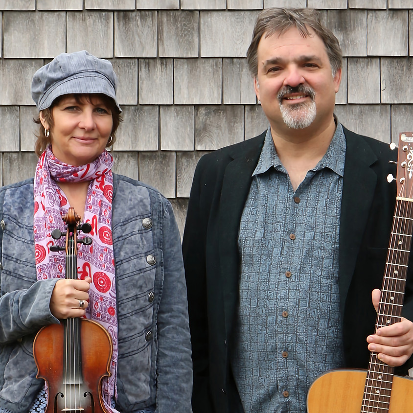 A Winter Celtic Concert with Rose Clancy and Max Cohen