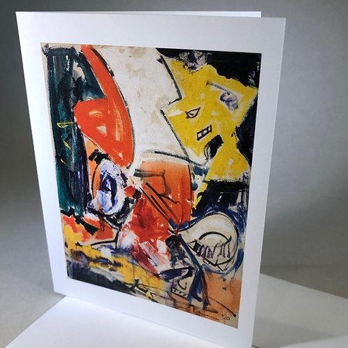 "Hans Hofmann, ""Untitled"""