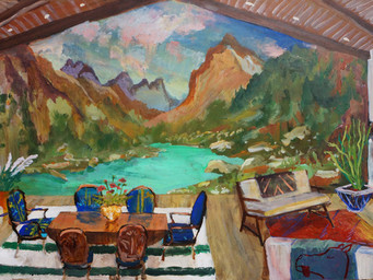 INTERIORS: A National Juried Exhibition