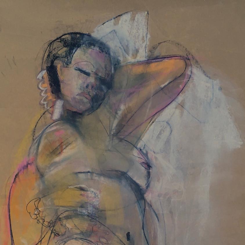Push/Pull Figure Drawing with Laura Shabott