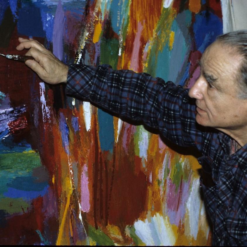Sascha Feinstein:  Publishing My Father's Reflections on Hans Hofmann