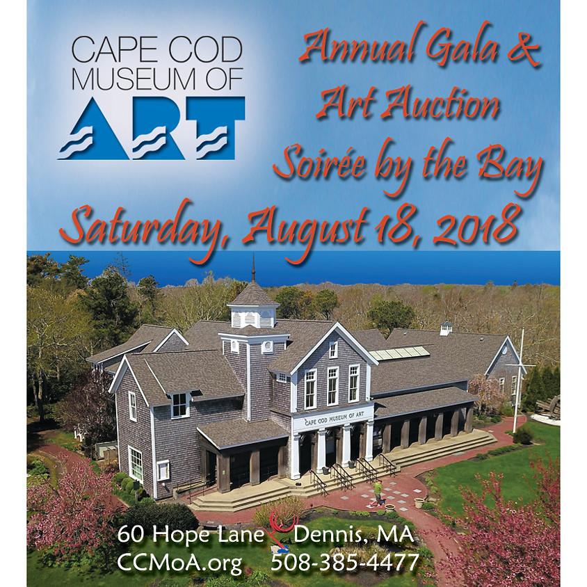 Soirée by the Bay - Annual Gala & Art Auction