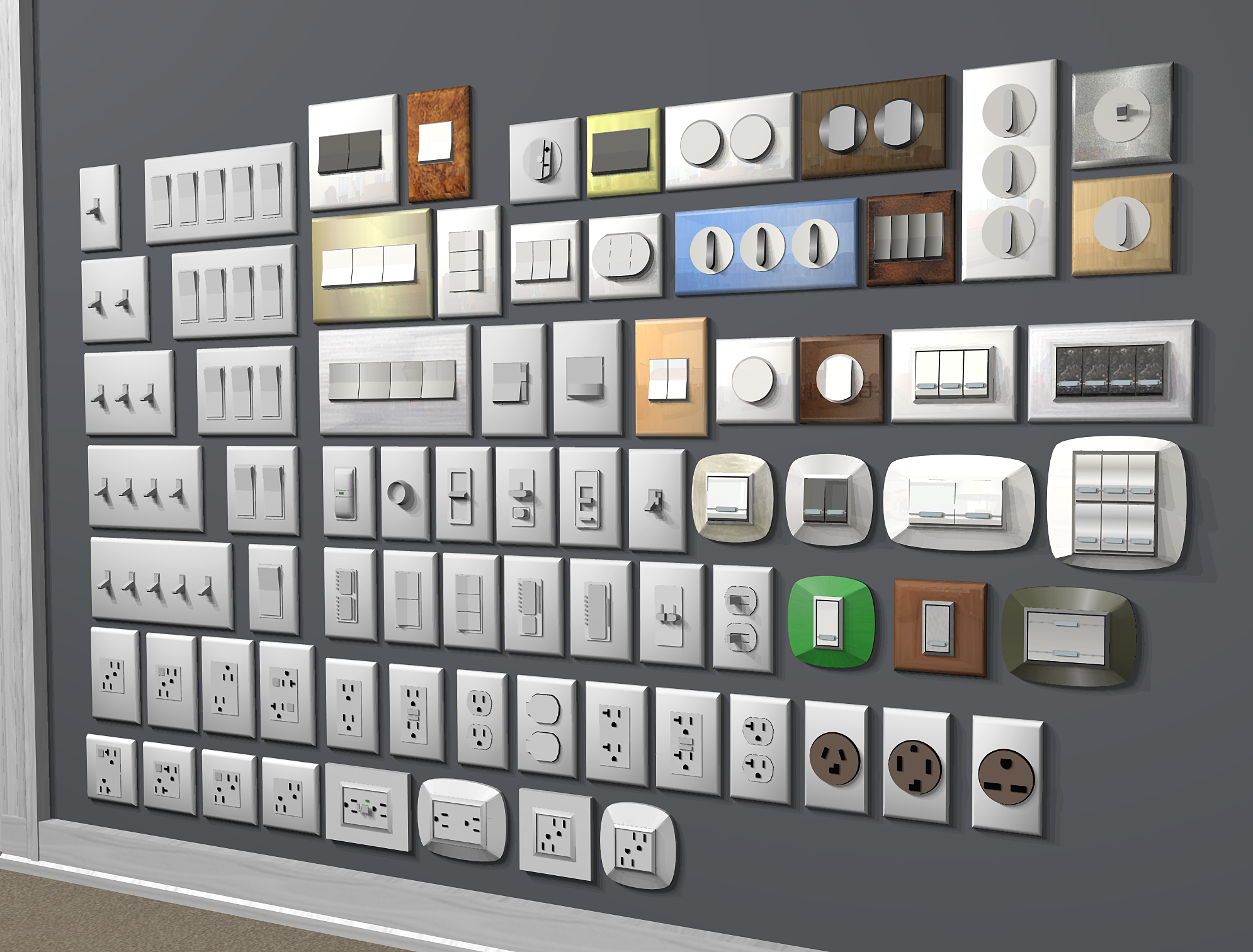 Rkne Home Design Studio For Mac V17 5 Punch Software Official Site Endless Electrical Switches And Outlet