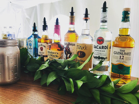 The Birds & The Bees About Hiring a Bartending Service For Your Wedding