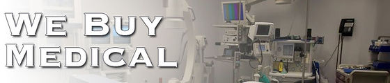 Sell Used Medical Equipment, Medical Equipment