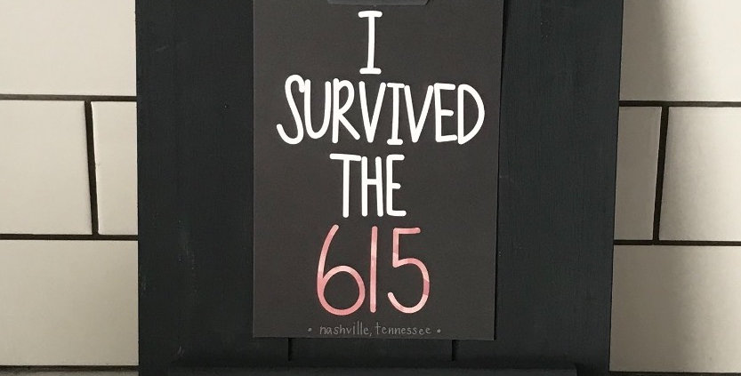 I Survived The 615