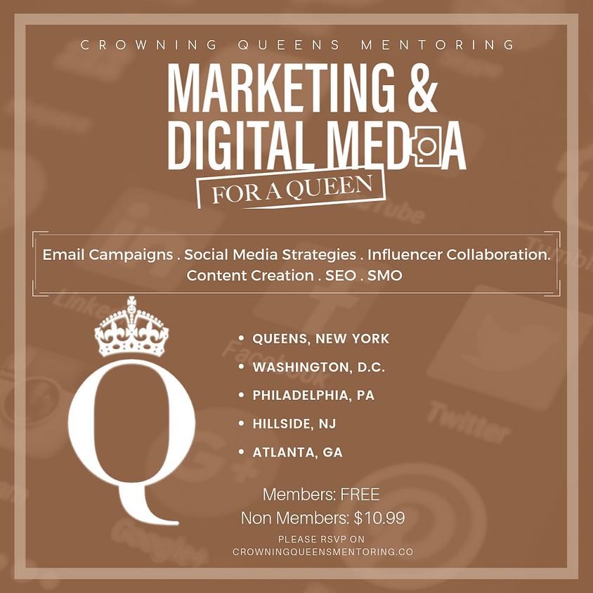 Brand Marketing & Digital Media