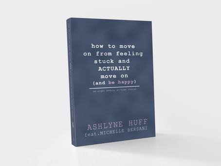 Coming Soon: A New Course On Getting UNSTUCK!