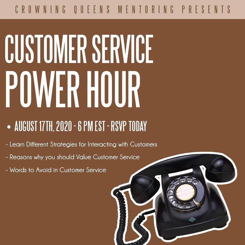 Customer Service Power Hour