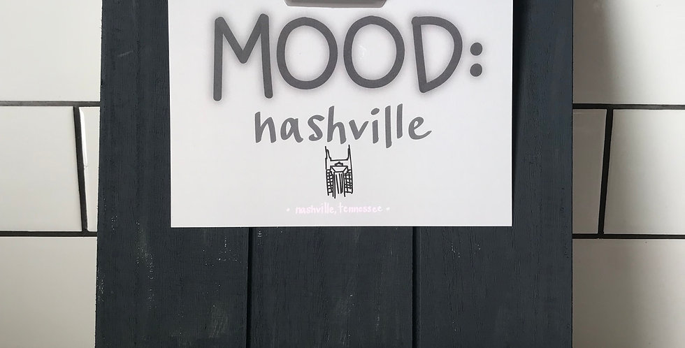 Mood: Nashville